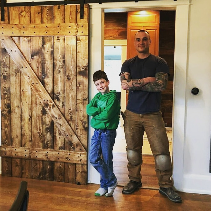 About - ARBUTUS is a small group of builders who work together to help bring to life your ideas. Be it a small porch repair or a full kitchen renovation, our staff has the experience and dedication to handle every step of the process.