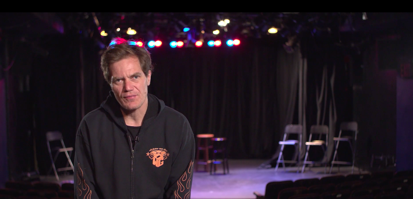 """Soho Playhouse is like a church for me. There is so much history, so many ghosts, so many stories here."" - Michael Shannon (Killer Joe '99 / Excuse My Dust '14)"