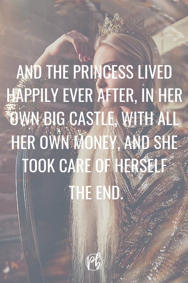 Princess Lived Happily Ever After