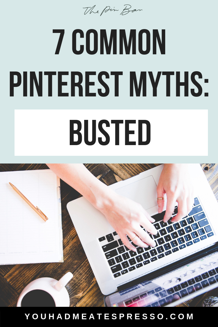 7 Common Pinterest Myths Busted