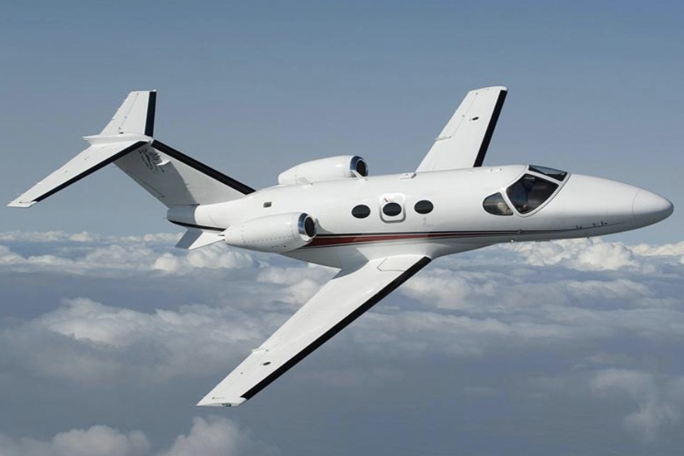 Cessna Citation Mustang  Twin engine light jet  Pressurised  6 seats including pilot  $ 2.0m (Indicative USD preowned)