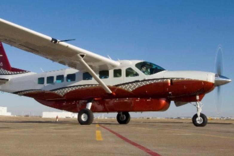 Cessna Caravan   Single engine turbo-prop  Unpressurised 8-10 seats including pilot $ 2.2m (Indicative AUD preowned)