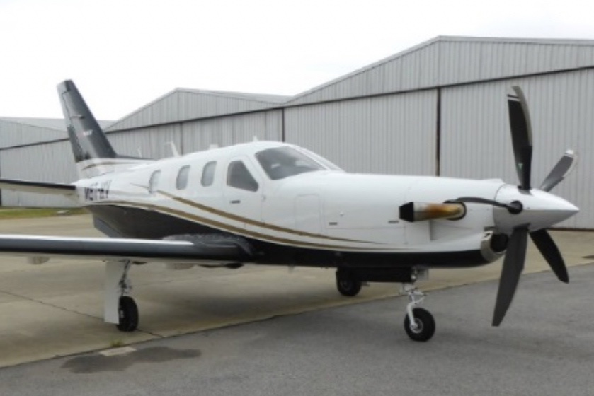 Daher TBM 850  Single engine turbo-prop  Pressurised  6 seats including pilot  $ 2.2m (Indicative AUD preowned)