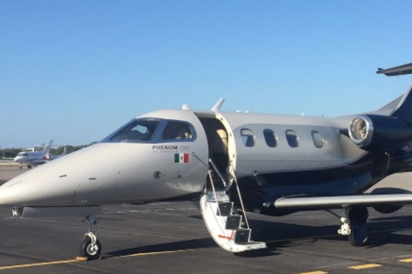Embraer Phenom 100  Twin engine light jet  Pressurised 6 seats including pilot  $ 2.5m (Indicative USD preowned)
