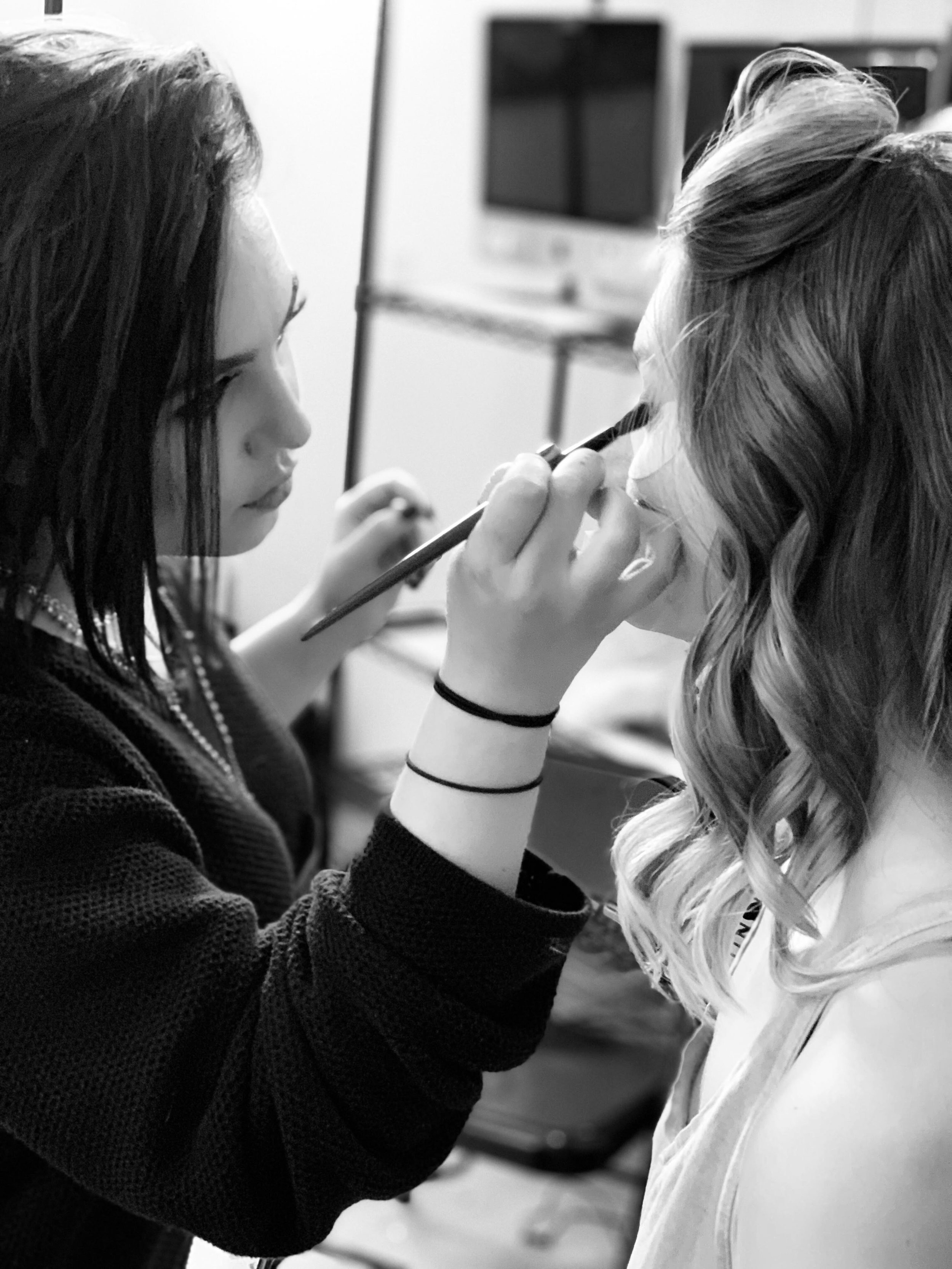 """""""makeup will never let you master it. it's always evolving, and it will challenge you everyday. we all need that type of friend in our lives; it's humbling."""" - - cg"""