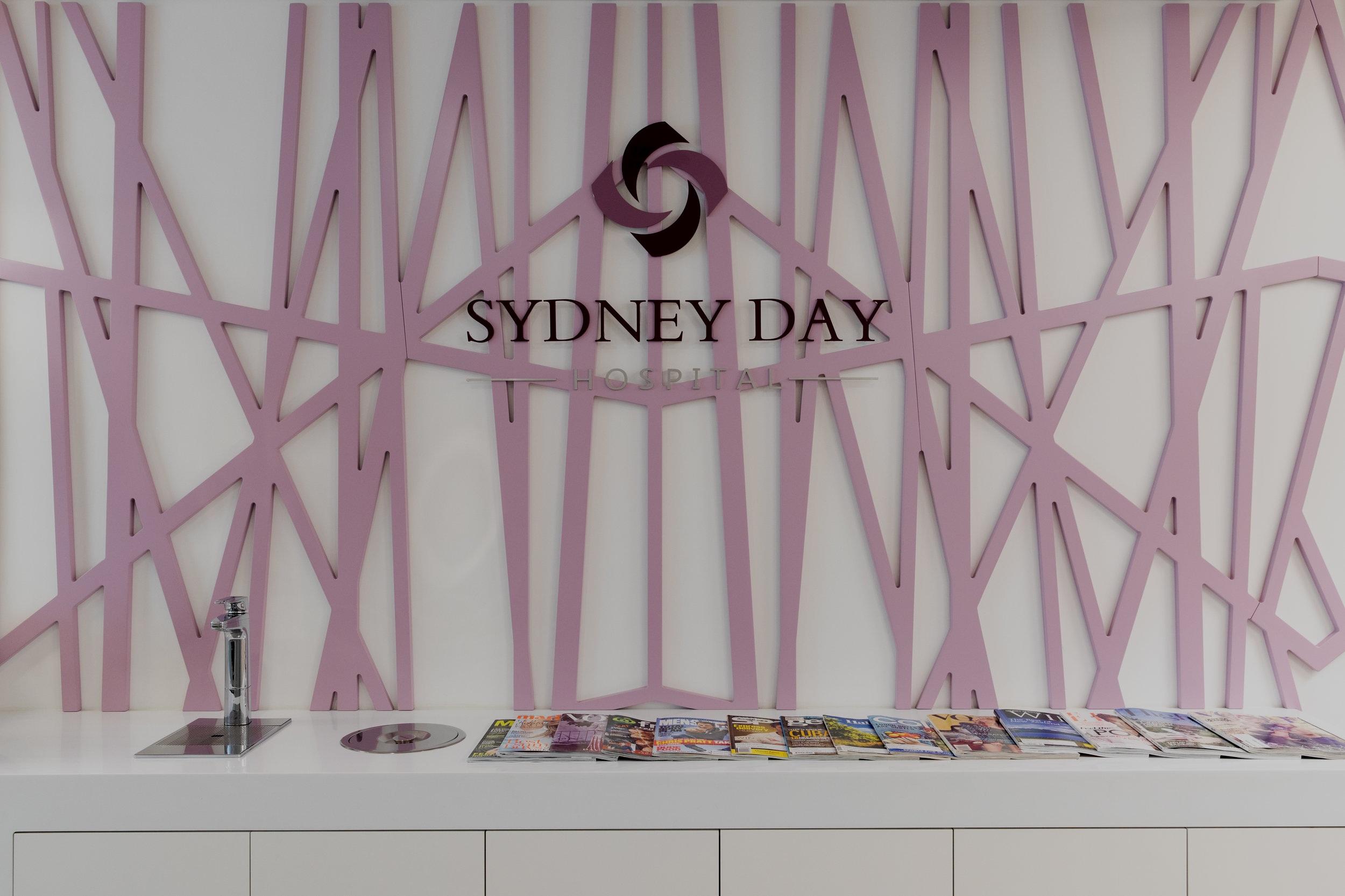 Sydney Day Hospital Website Design & Development - www.sydneydayhospital.com.au