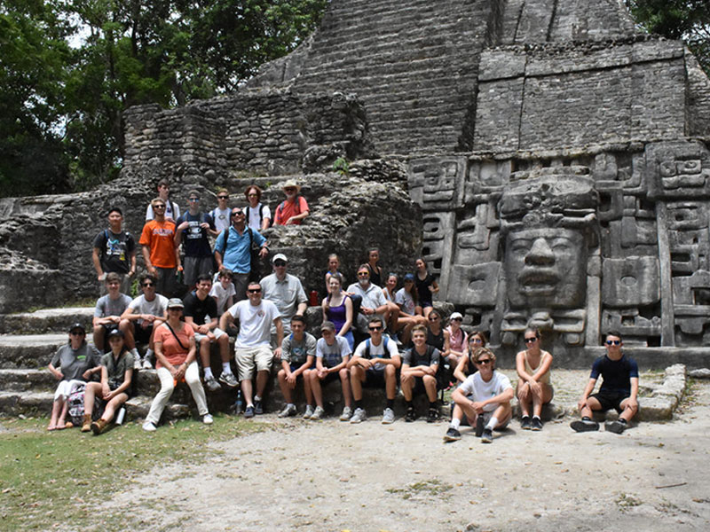 While many of our program's participants have opted to pursue archaeology as a career, all of our students receive an appreciation for our shared cultural heritage and a love for the past. Our pre-collegiate initiatives are at the forefront of the field of archaeology and they continue to drive all of our other endeavors.