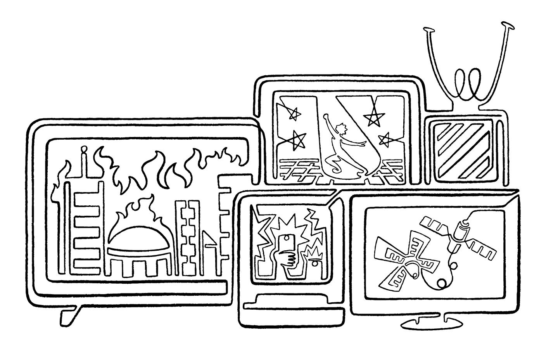 Illustrations by Alyssa Alarcón Santo; Read more in Planet Scumm Issue #7.
