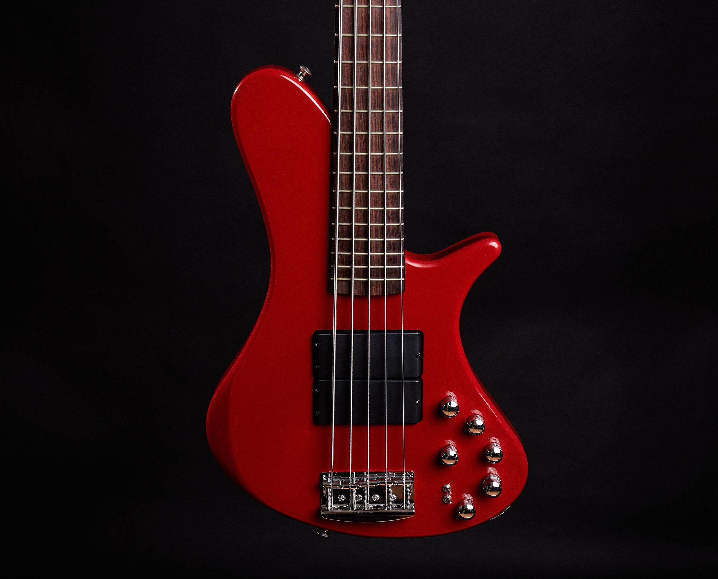 Elfin Plus 5, Dakota Red