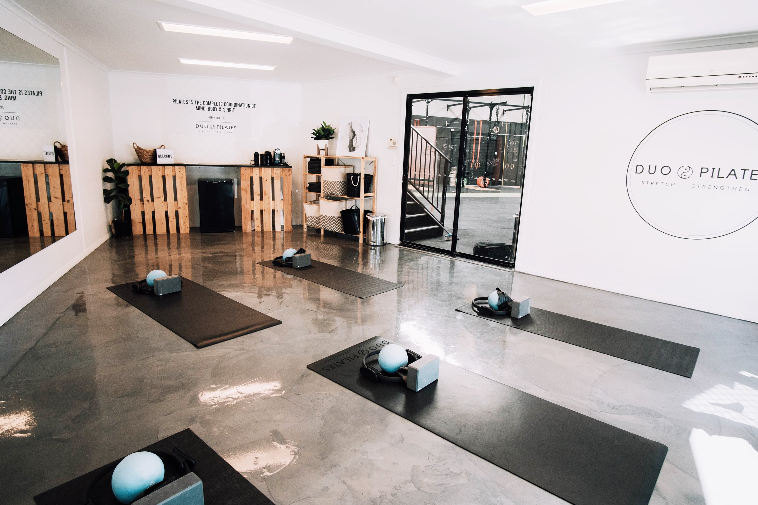 Duo Pilates Camp Hill