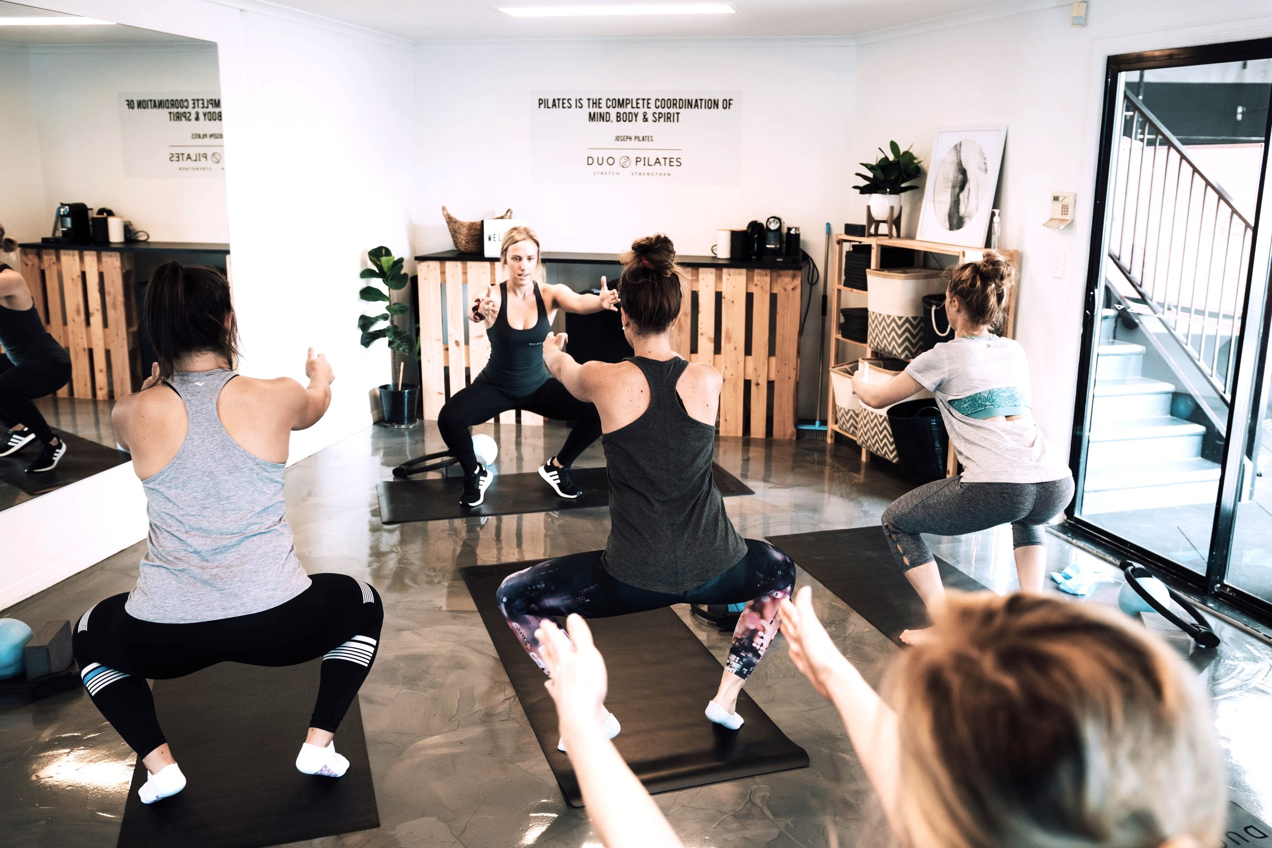 Camp Hill Pilates Studio