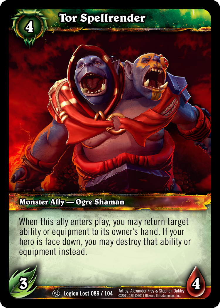 Projects — Retro World of Warcraft Trading Card Game