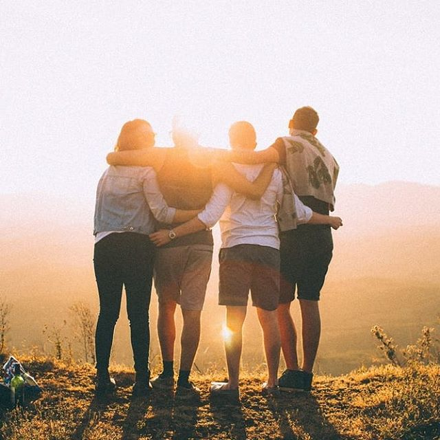 Our latest blog post - how friendship brings people together to grow through life. Read our top 5 tips to nurture your friendships. Link in bio! . . . . .  #millennials #generation #coliving #coworking #data #future #2019 #entrepreneur #university #degree #investment #investing #renting #property #community #blog #friends #friendship #relationships