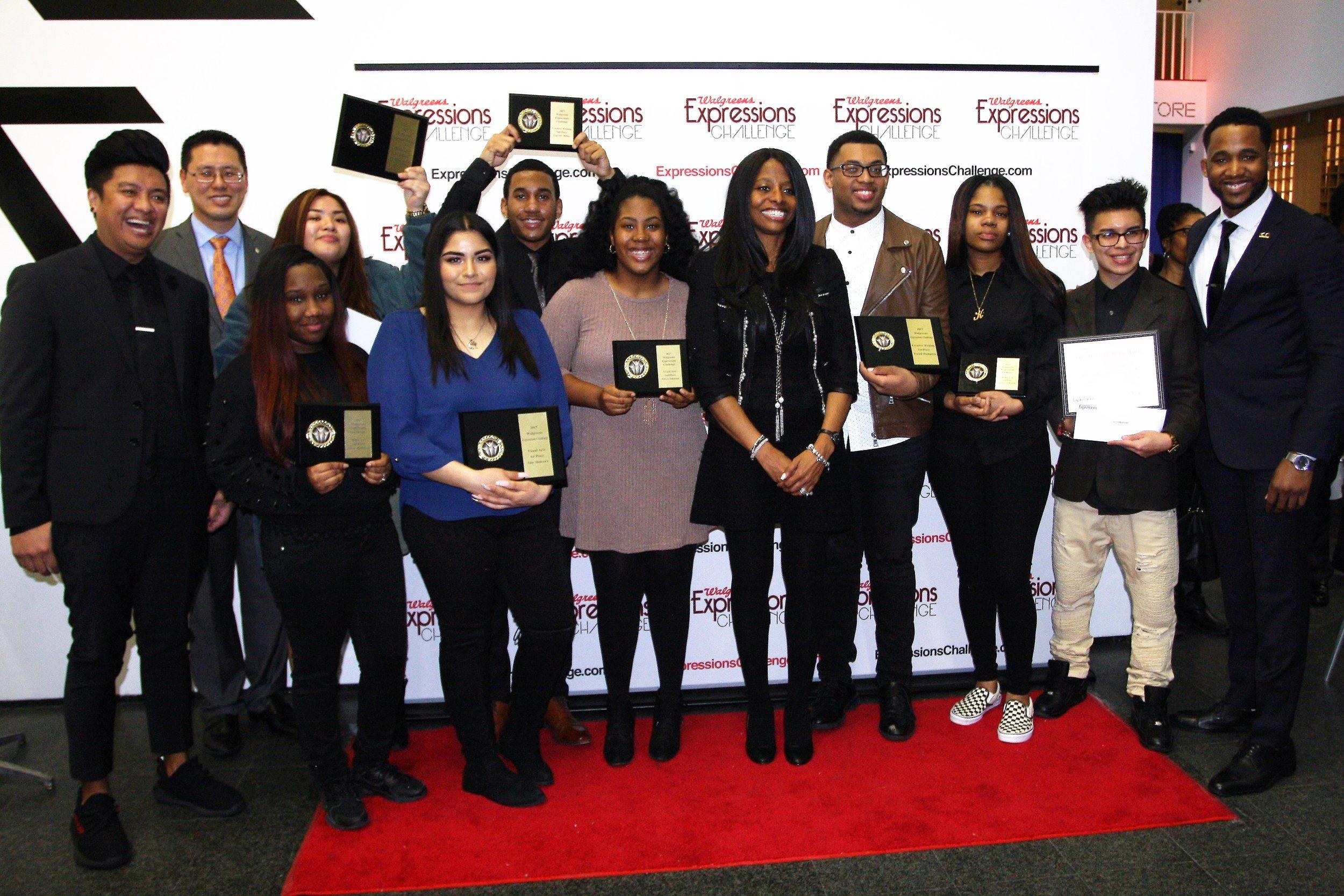 Ashton Clark, MBA, storyteller, motivational speaker, information technology leader, intrapreneur and nationally award-winning entrepreneur at Walgreens Expression Challenge