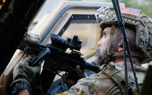 Photo by Sgt. Connor Mendez 10th Special Forces Group (Airborne)