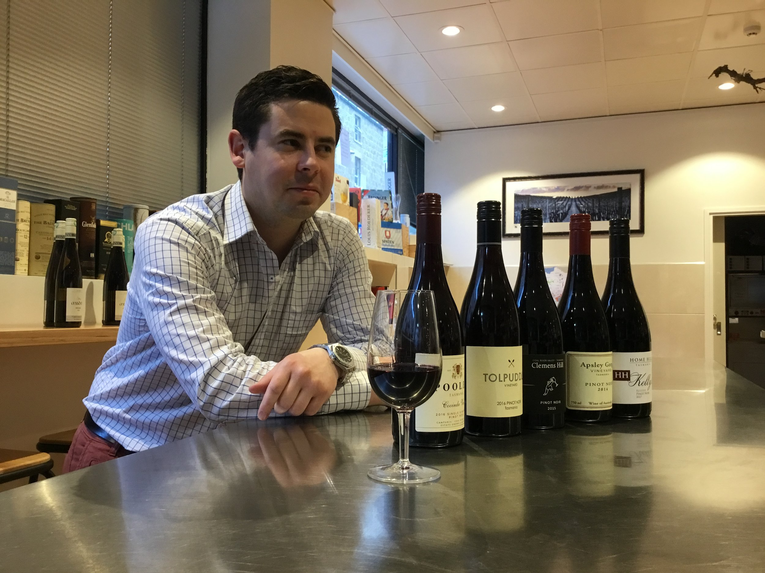 The Tasmanian Sommelier Challenge - Do you have what it takes? - Check full details