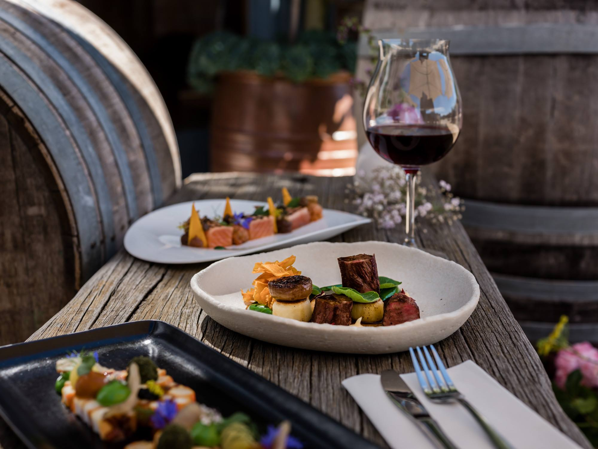 Food & Wine Matching Masterclasses -