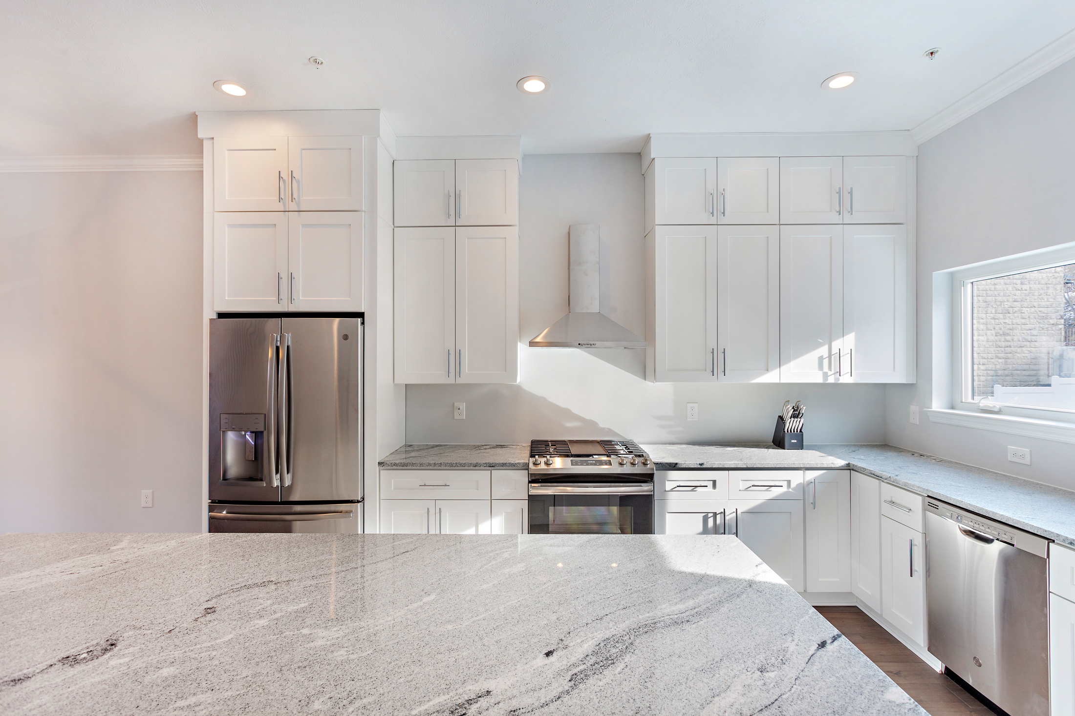 Lawrenceville Townhomes - 4 Story Townhomes - Over 2,500 sqft. 3 bedrooms, 3.5 bathrooms, 2-car garage
