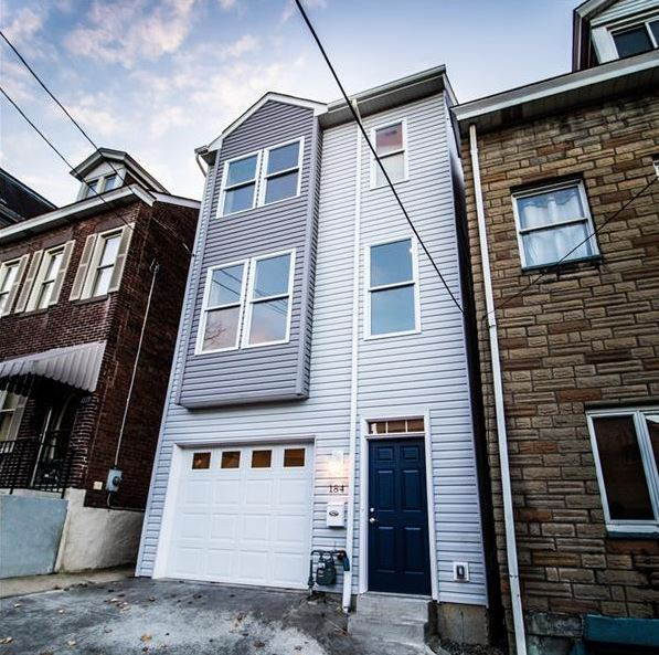 Another South Side Townhome - 4 Story Townhome - 1,800+ sqft. 3 bedrooms, 3.5 bathrooms, 2 car garage