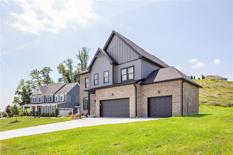 406 Silver Crest Drive Peters Township - 4,000+ sq. ft. 5 bed, 4.5 bath, finished basement, 3-car garage$674,900