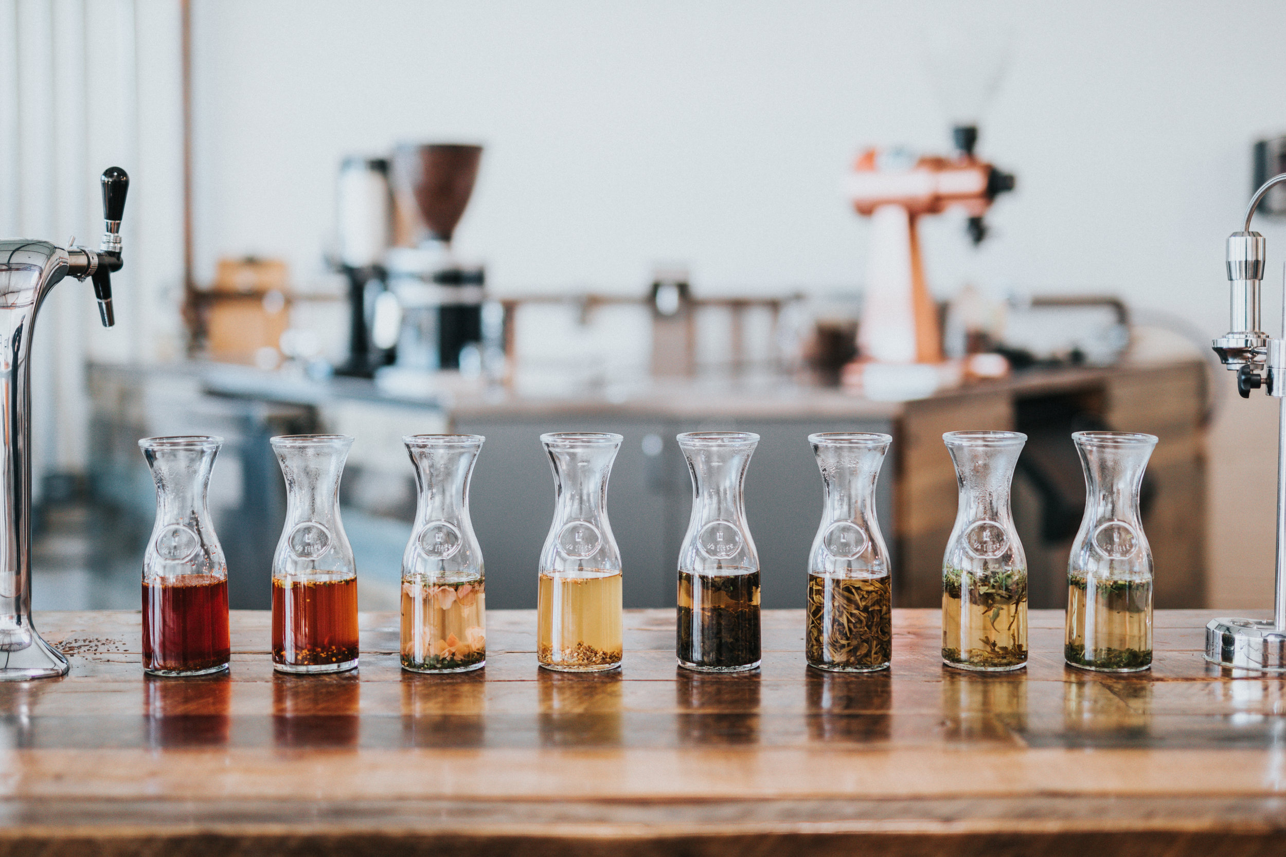 Many teas can serve as a base. What's your flavor? - We recommend beginning with the original. For more exploratory flavors, check out our flagship brand at K-Teas. Link below.