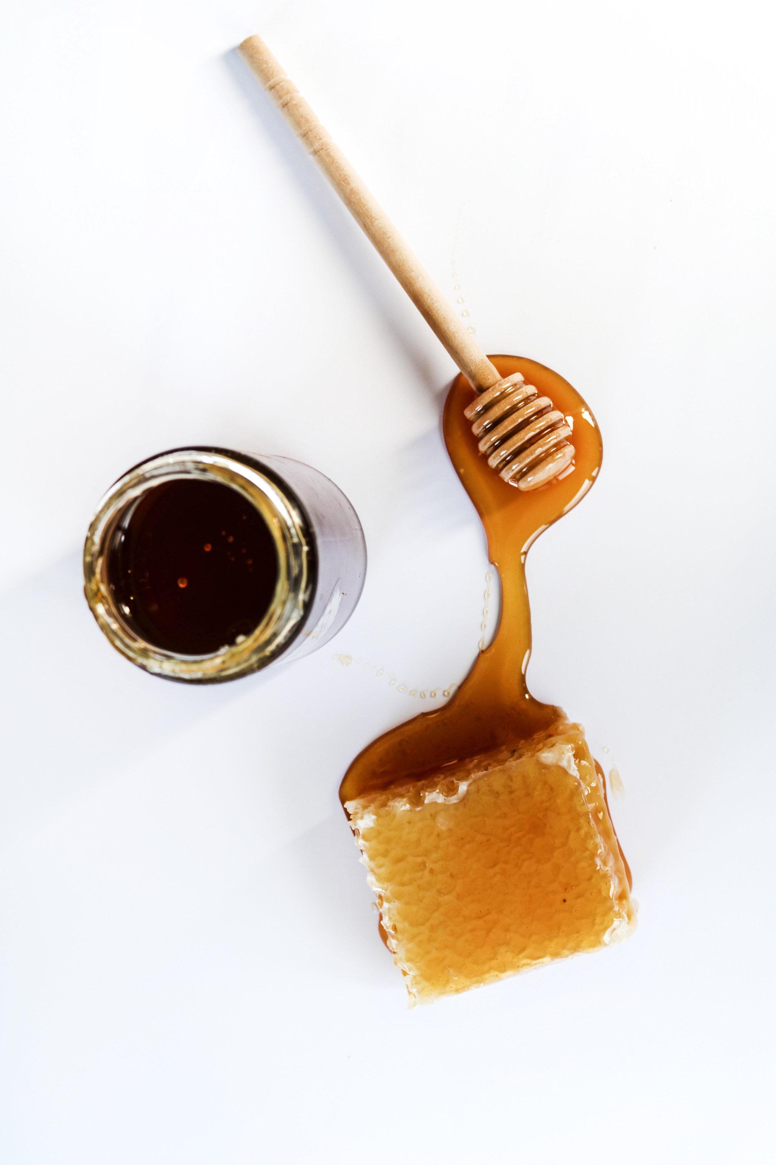Wound + Burn Dressings, & Beyond - Herb Infused Honeys