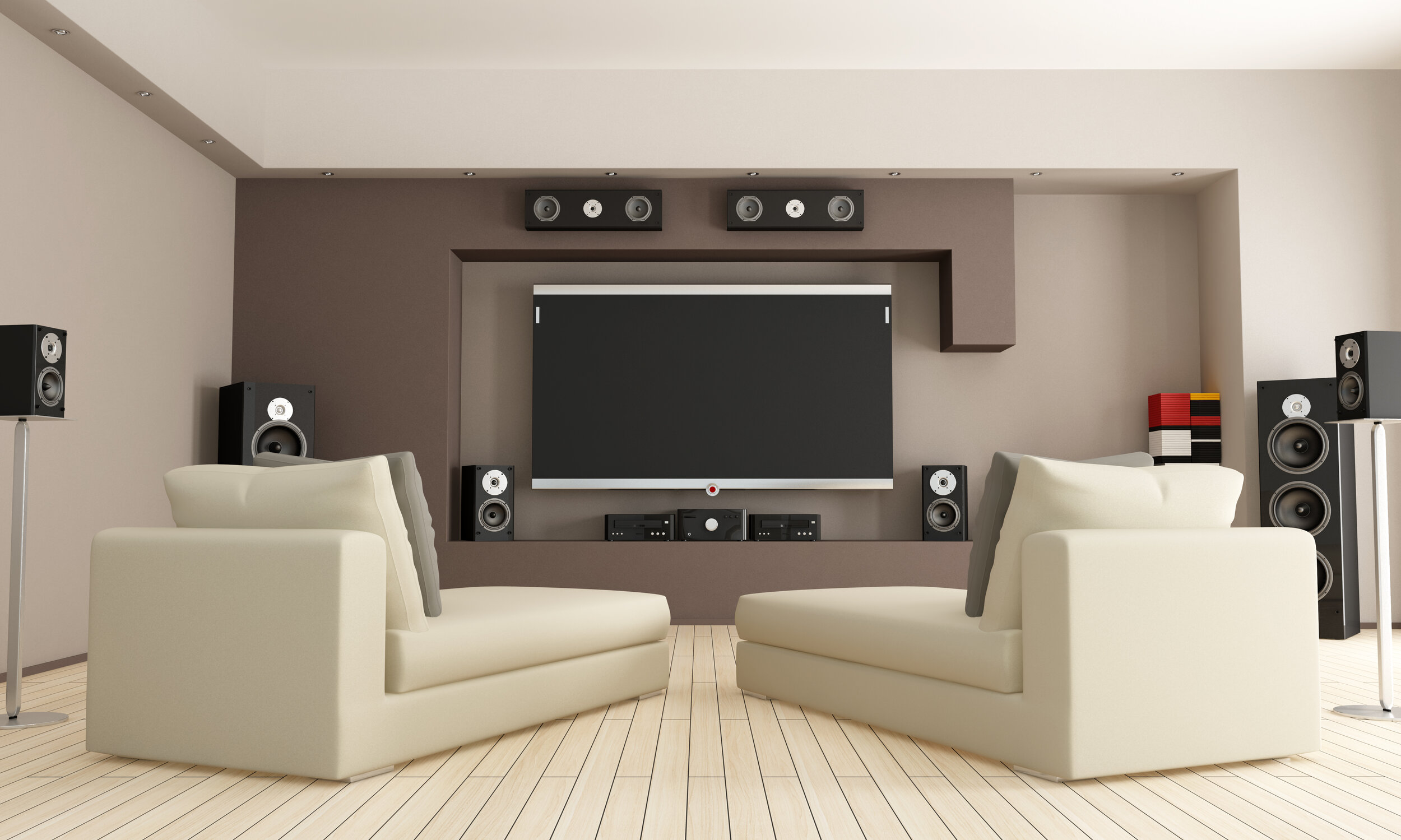 Residential and Home Theater Acoustics