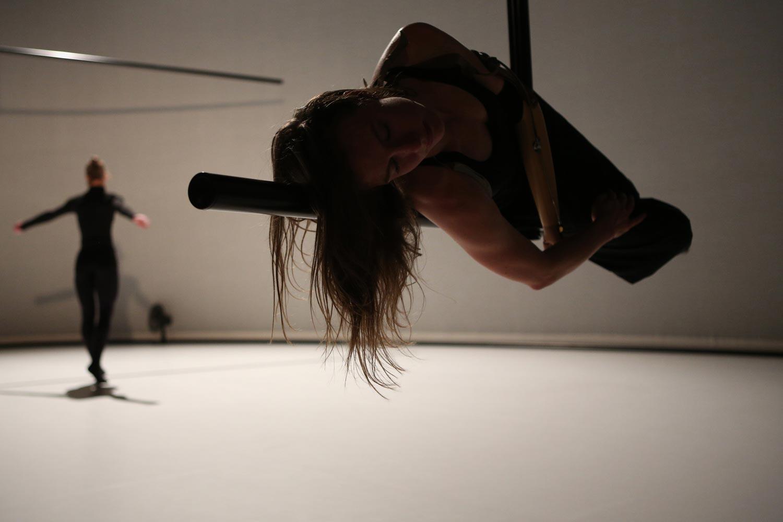 Dansekritikksalong - 18. oktober, kl. 20:00-21:00Dansens Hus