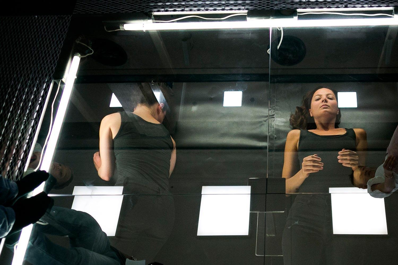 (Un)touched - Angela Woodhouse / Nathaniel Rackowe21.-23.OktoberDen Norske Opera og Ballett Fojaeen