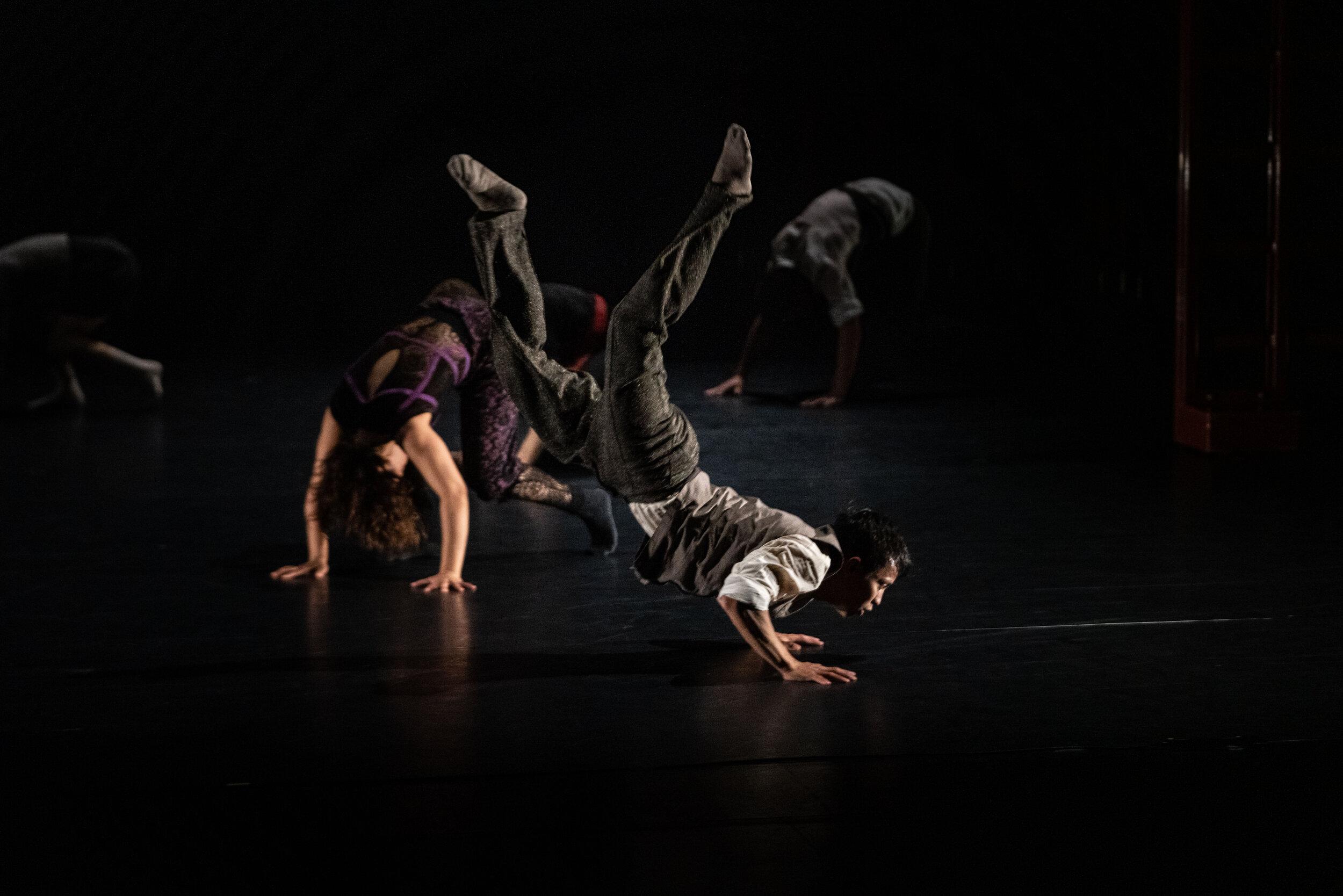 Jon Filip Fahlstrøm - CODACLASSRom for Dans / PRODA