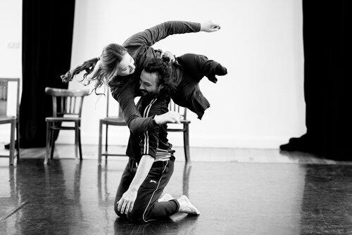 DANCING PERSONAL STORIES - Fire korte dansefilmer om dansekunstnere med ulike funksjonsvariasjoner25. oktober, kl. 18.00-20.0026. oktober, kl. 14.00-16.00Vega Scene
