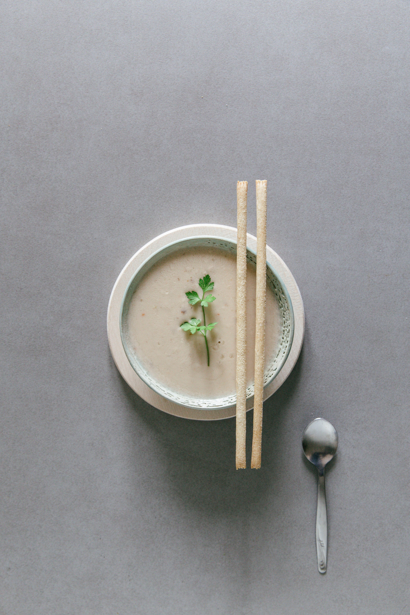 Creamy soup | photography & styling by Joske Simmelink