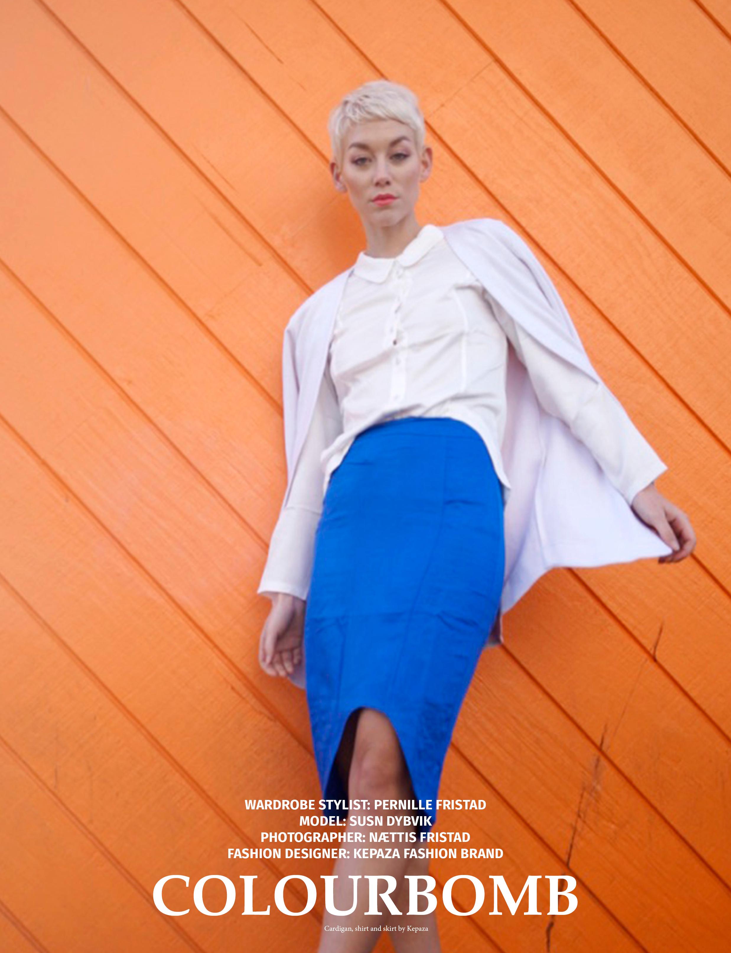Cover of Poza magazine