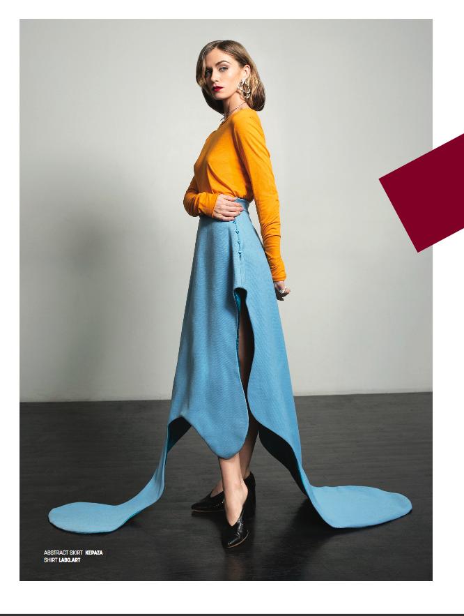 Kepaza featured in Pattern magazine