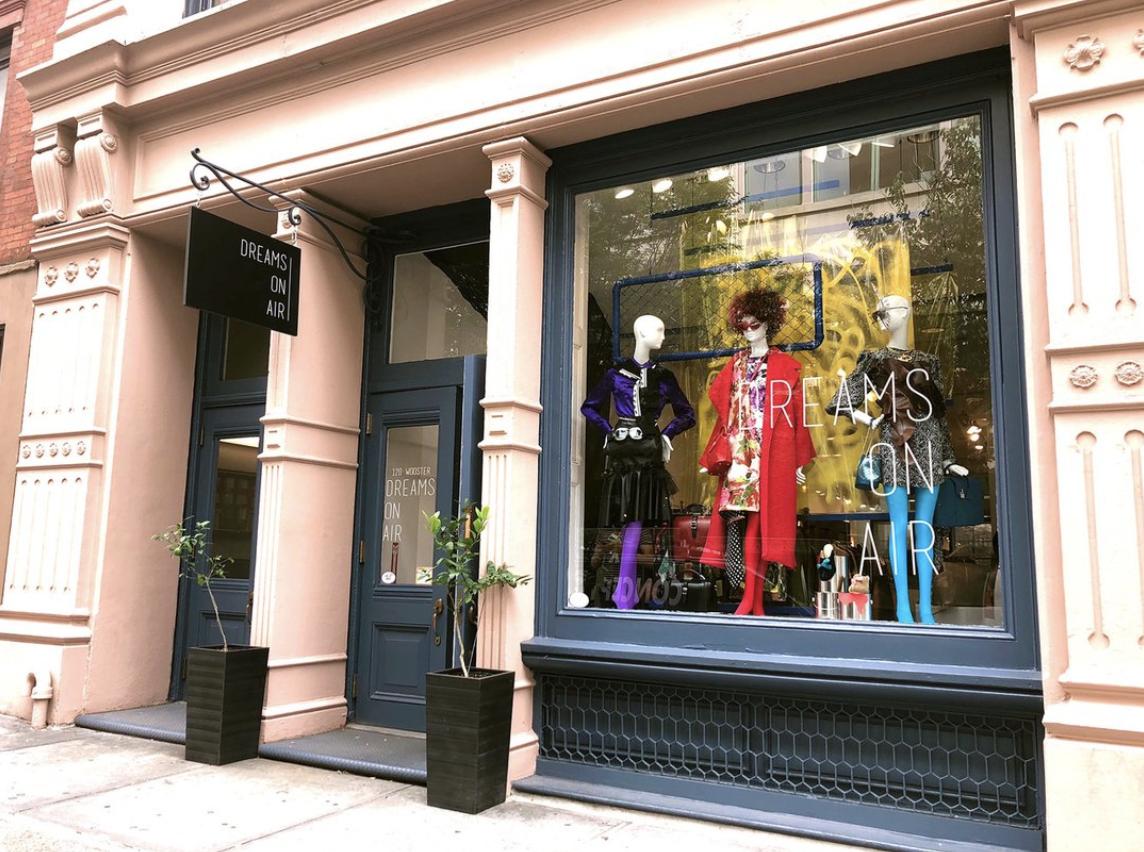 Dreems NYC store