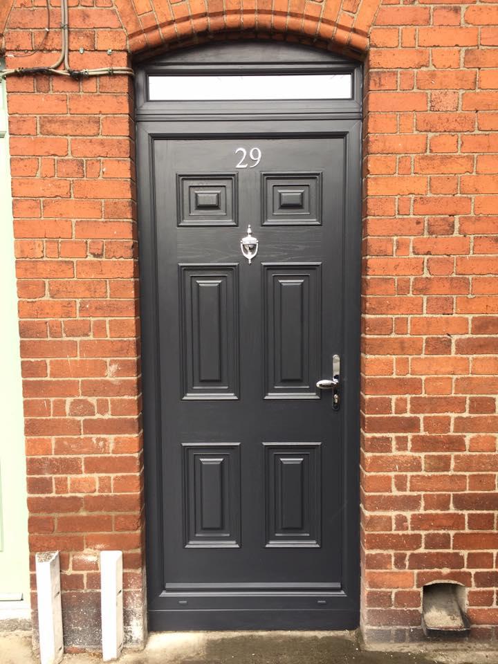 UPVC Door -