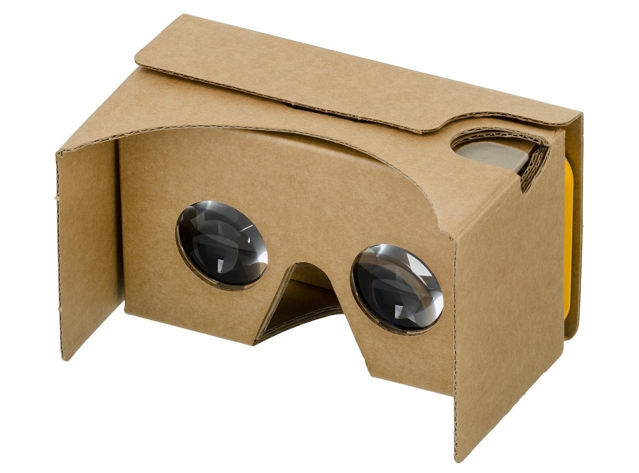 Google Cardboard Glasses
