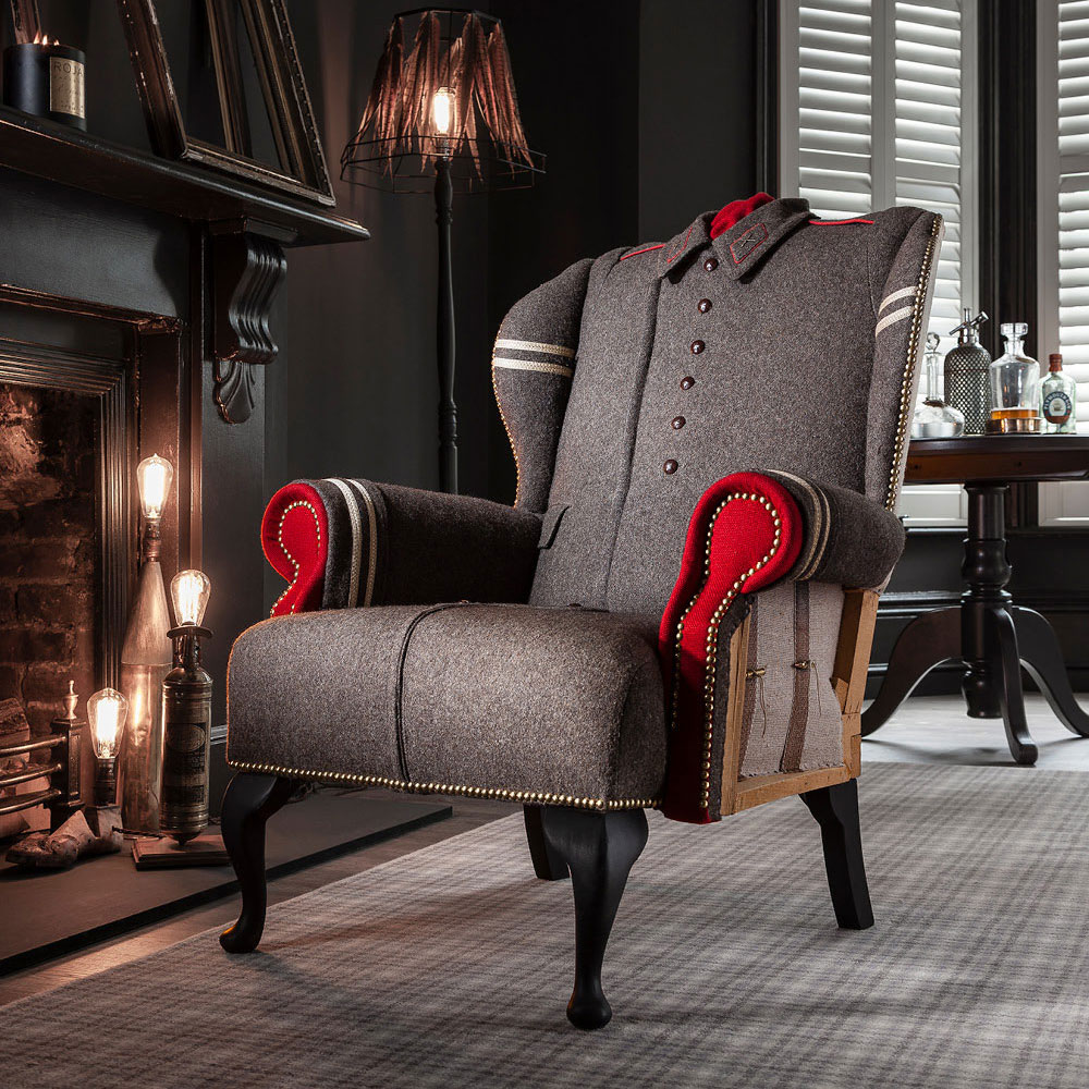 RhubarbLondon|Bespoke Chair Photography