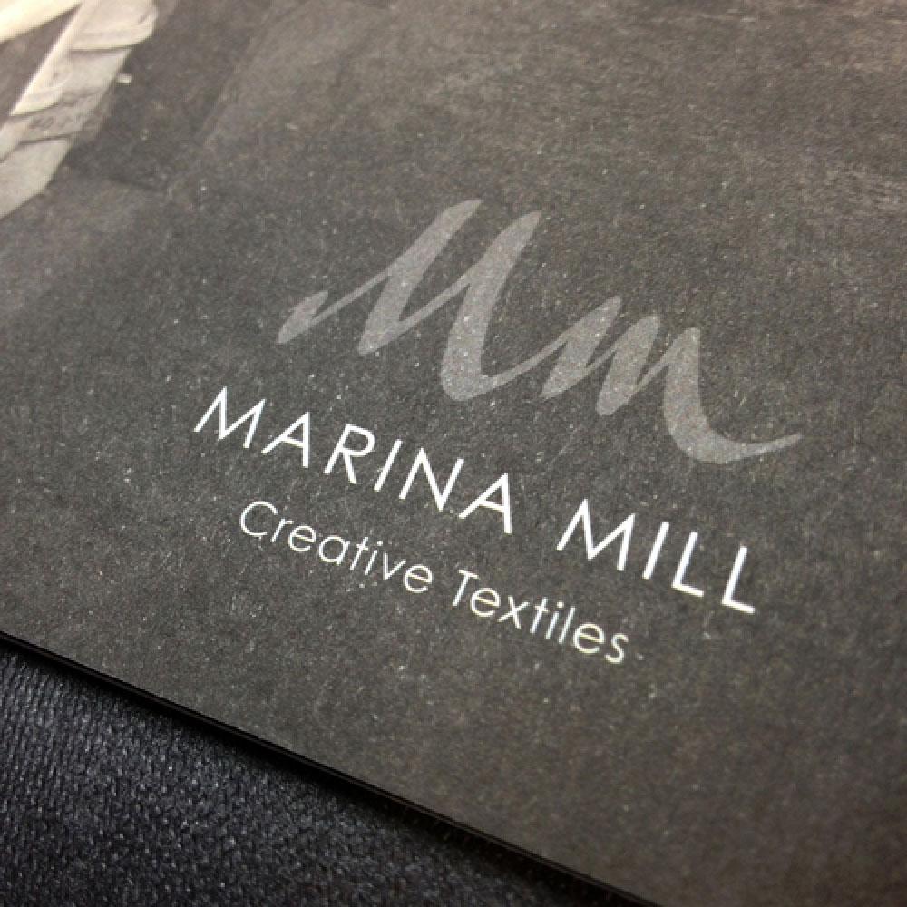 Marina Mill|Rebranding