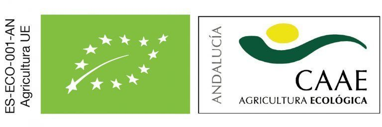 Certified Organic by the European Commission of Agriculture and Rural Development ( Download certificate )