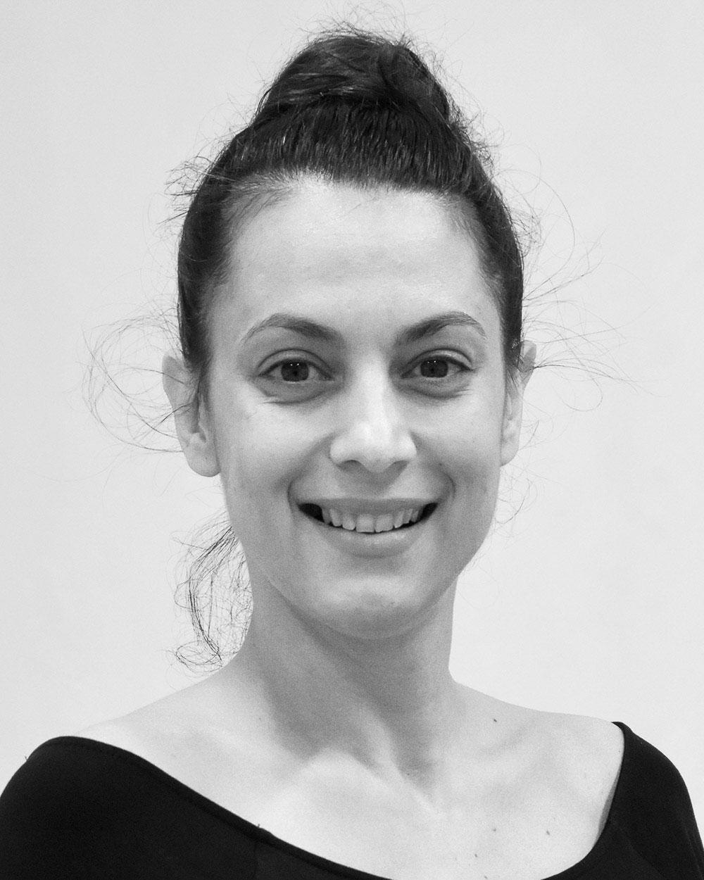 Eleni Andreou - dipl. Ballettpädagogin