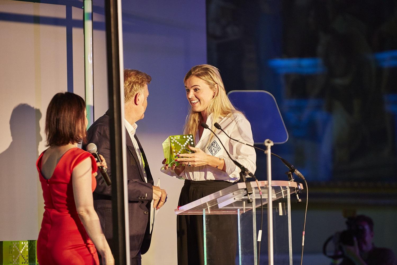 Alice Delahunt, Chief Digital Officer of Ralph Lauren, wins Rising Star for 2018
