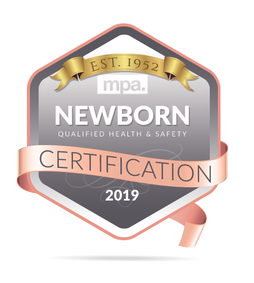 - 9.Are you trained in posing and safety?A.Yes, I am, I attend training every year and hold my certification for newborn health and safety. You can find my certificates on the website if you wish to view these.