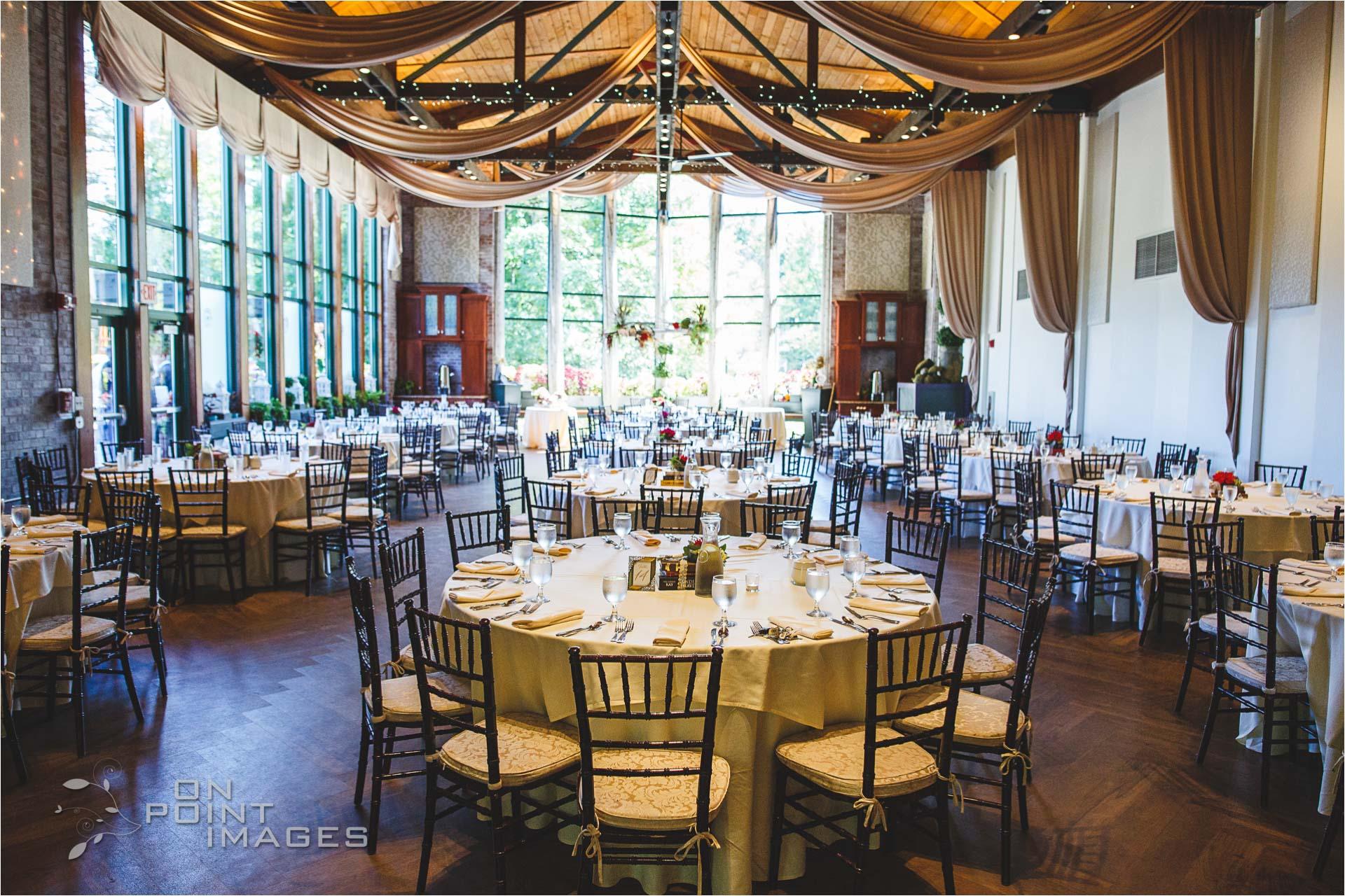 Pond House Café Banquet Hall