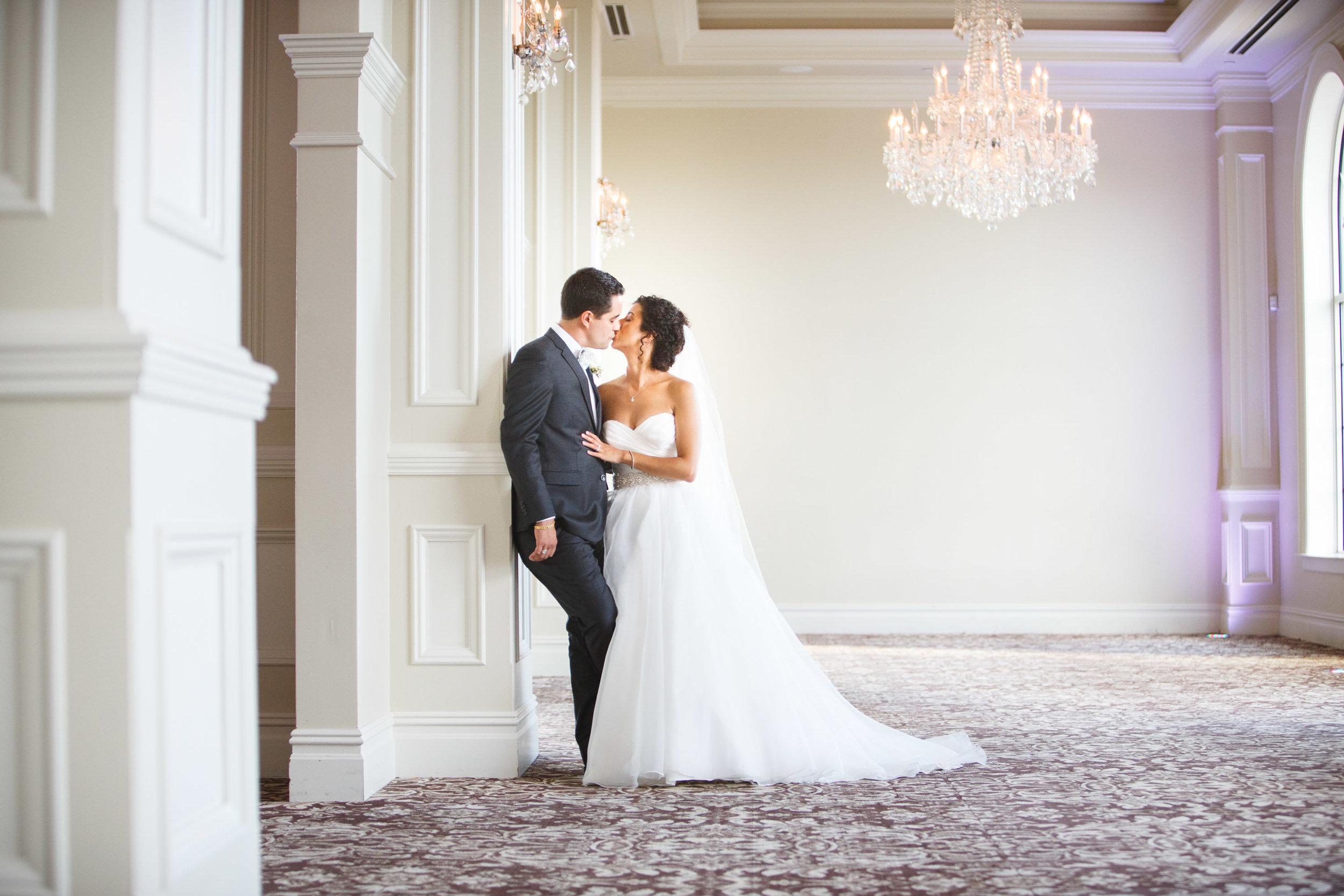 Tatiana & Andrew | Aria Wedding Photos