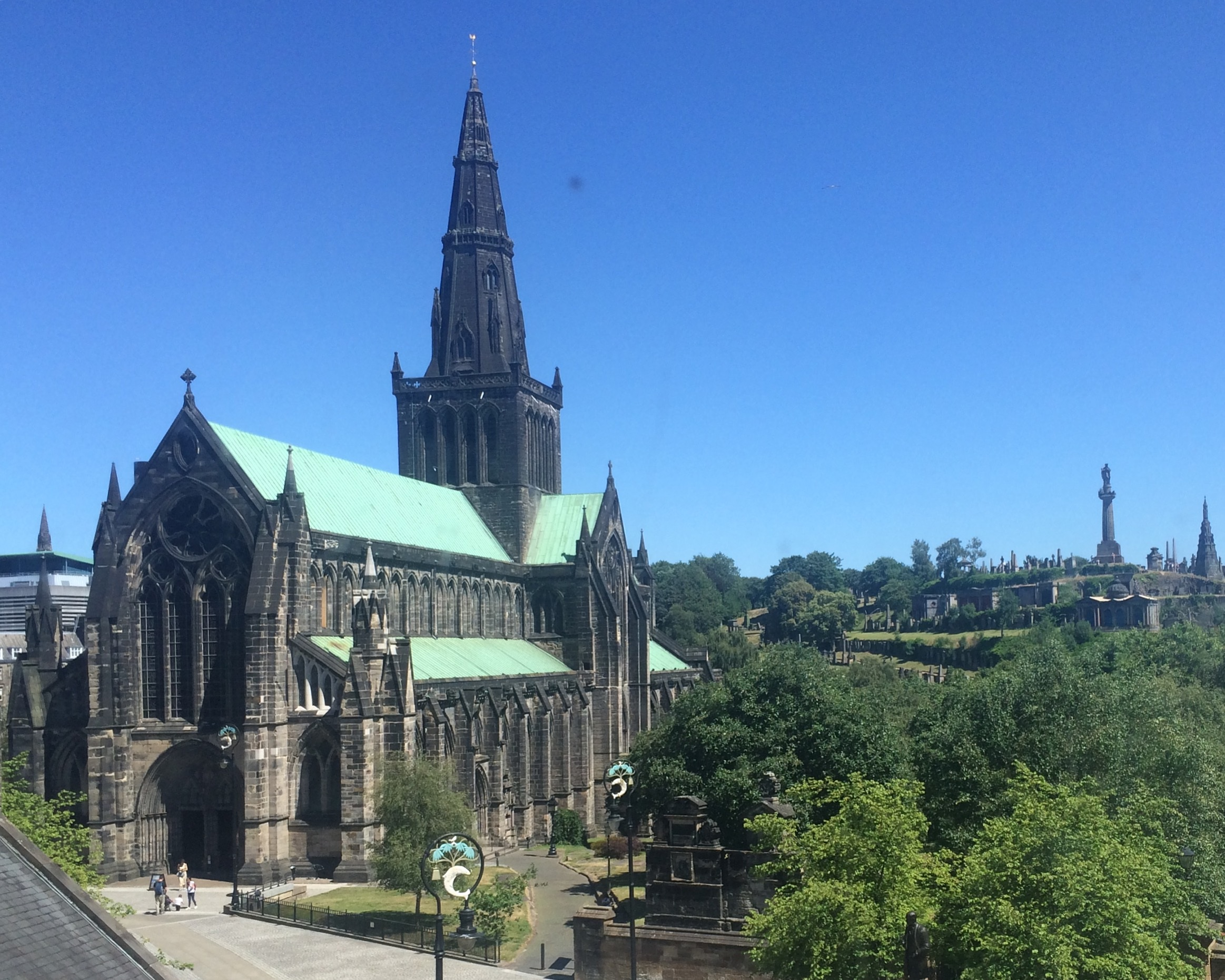 Glasgow Cathedral and Necropolis -