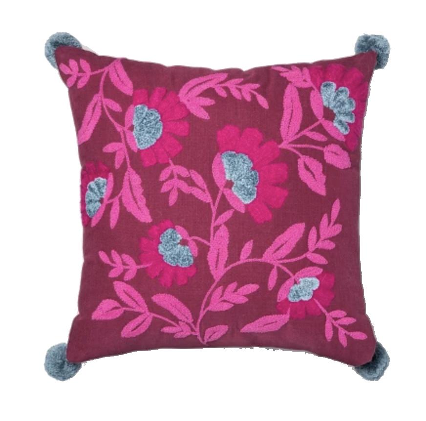 Fuscia Flower PIllow.png
