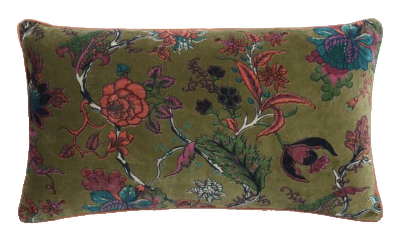 Green Flower Pillow.png