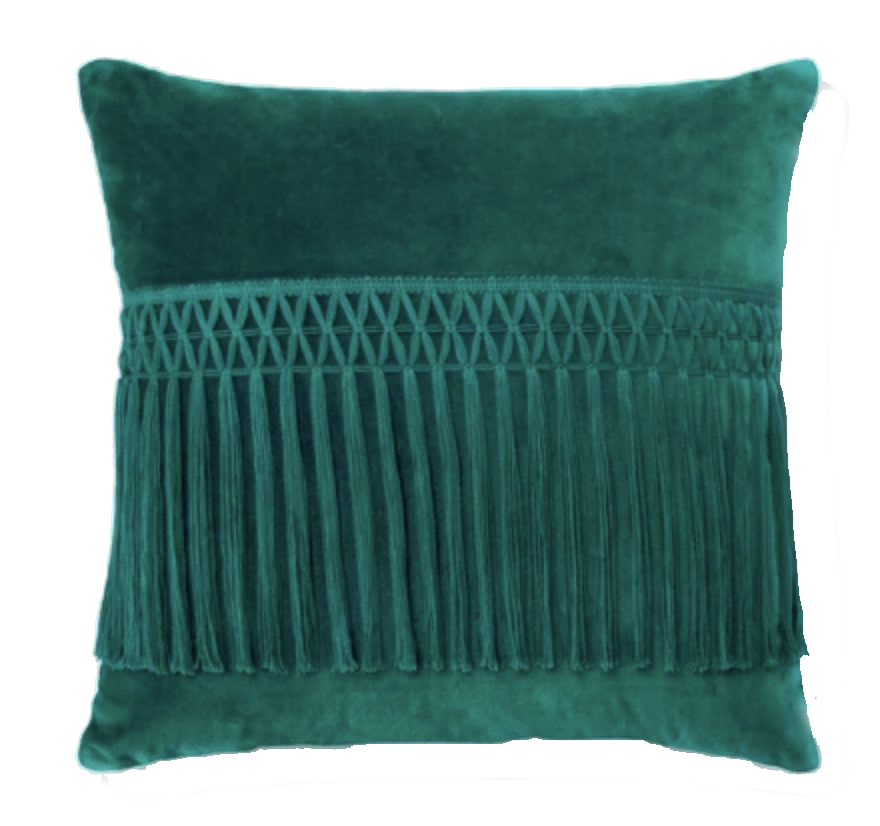Green Fringed Pillow.png