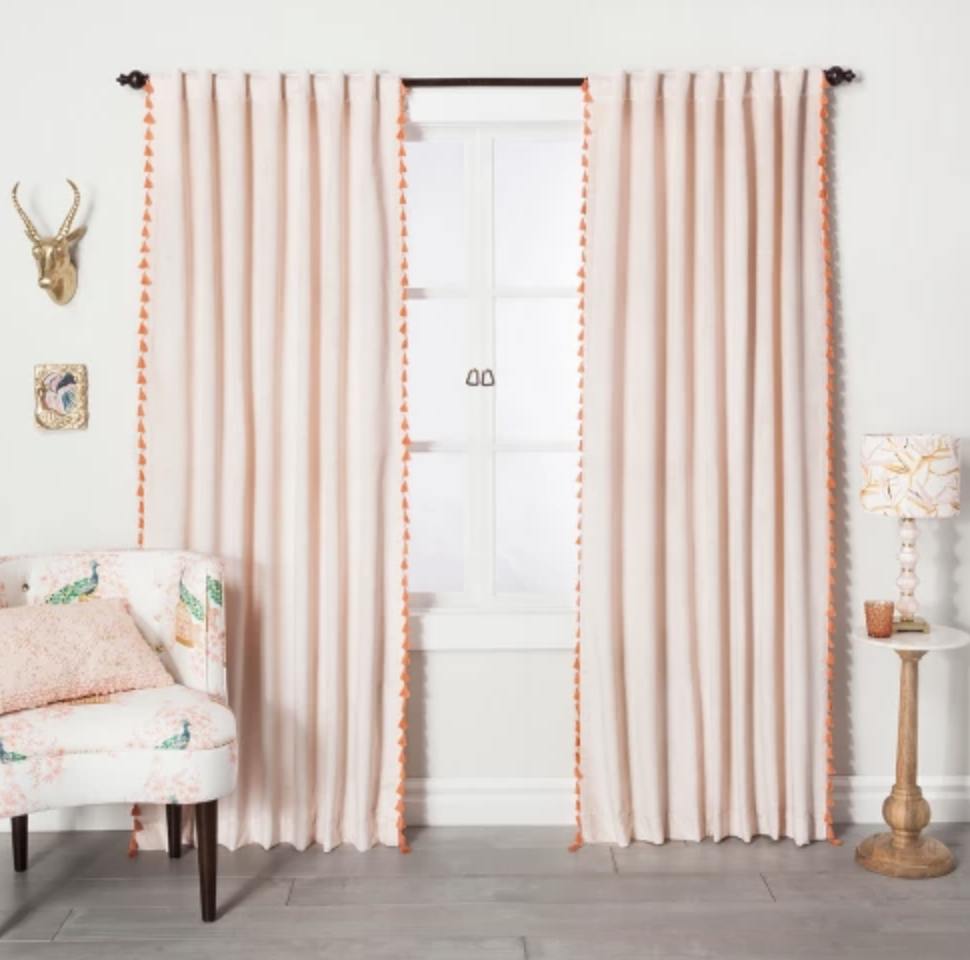 Opalhouse pink velvet curtains.png